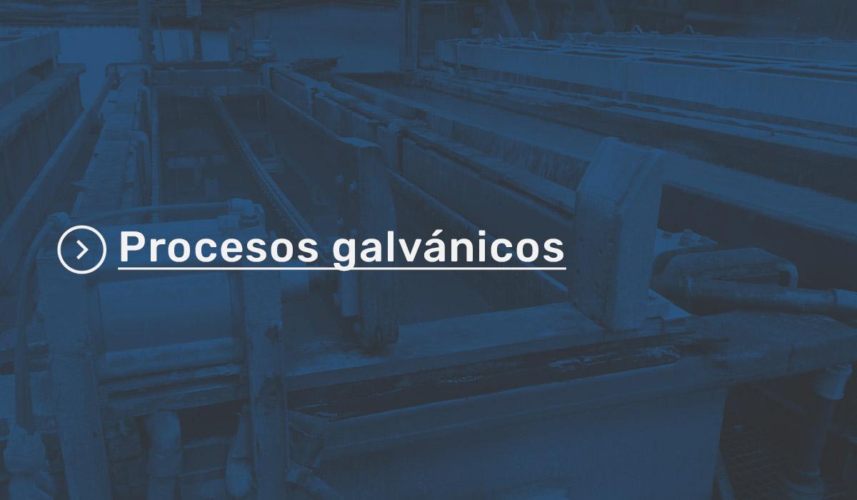 Procesos galvánicos